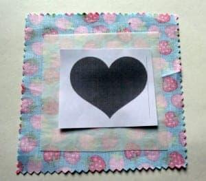 DIY Valentines Day Sewing