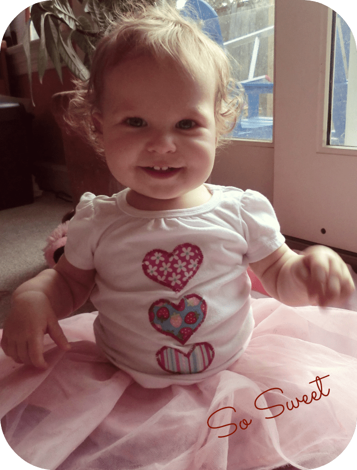 DIY Valentines Day T-shirt Heart Applique Tutorial