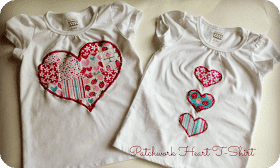 DIY-Valentines-Day-T-shirt-Heart-Applique