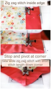 How-to-sew-the-mitered-corner-using-a-zig-zag-stitch-coral-and-co