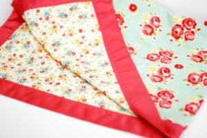 sew-a-flannel-receiving-blanket-with-satin-blanket-binding