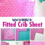 how-to-mkae-a-fitted-crib-sheet