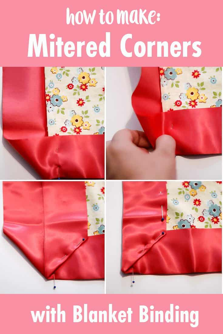 how-to-sew-mitered-corners-with-blanket-binding