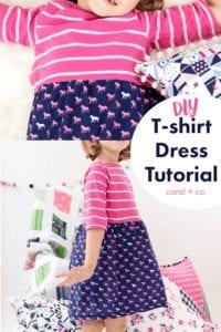 easy-diy-t-shirt-dress-tutorial