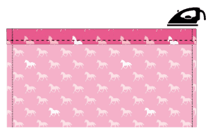 fold-skirt-over-three-quarter-inch-to-hem-press