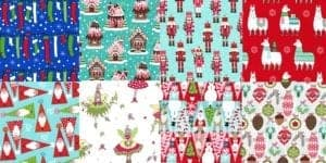 christmas-fabrics-to-sew-ornaments-with