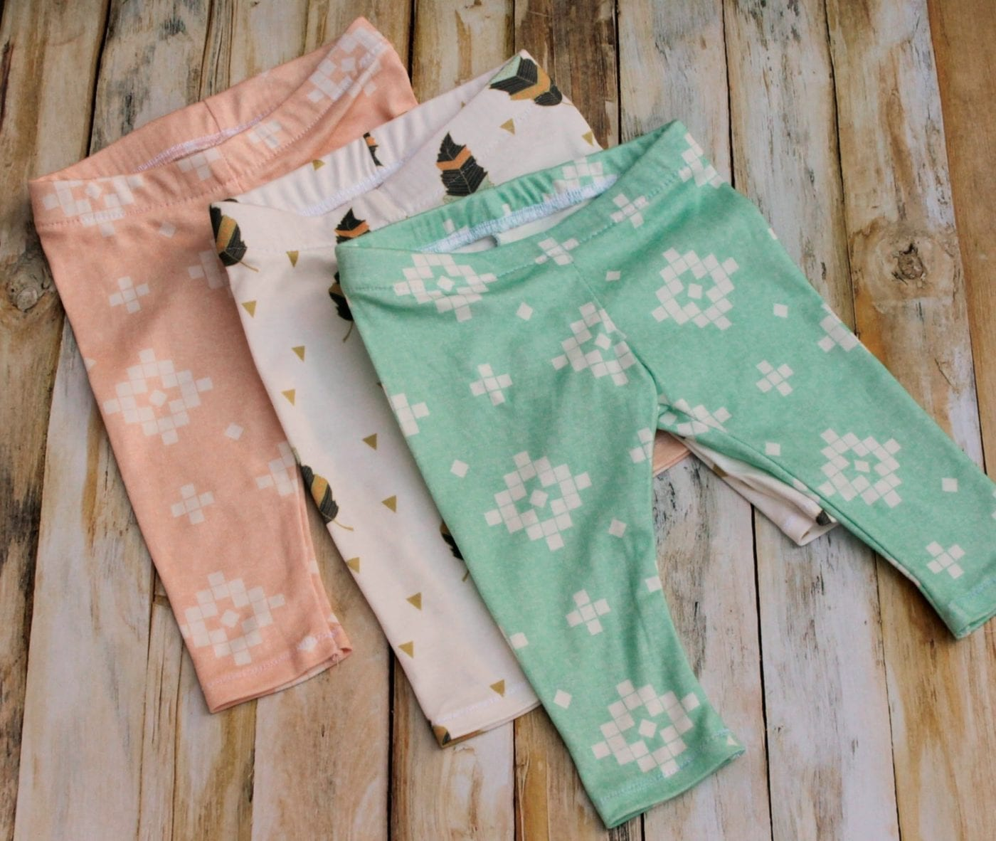 Diy Baby Leggings Sewing Diy Christmas Baby Gifts