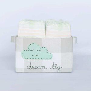 DIY-Fabric-Basket-Tutorial=Diaper-Caddy