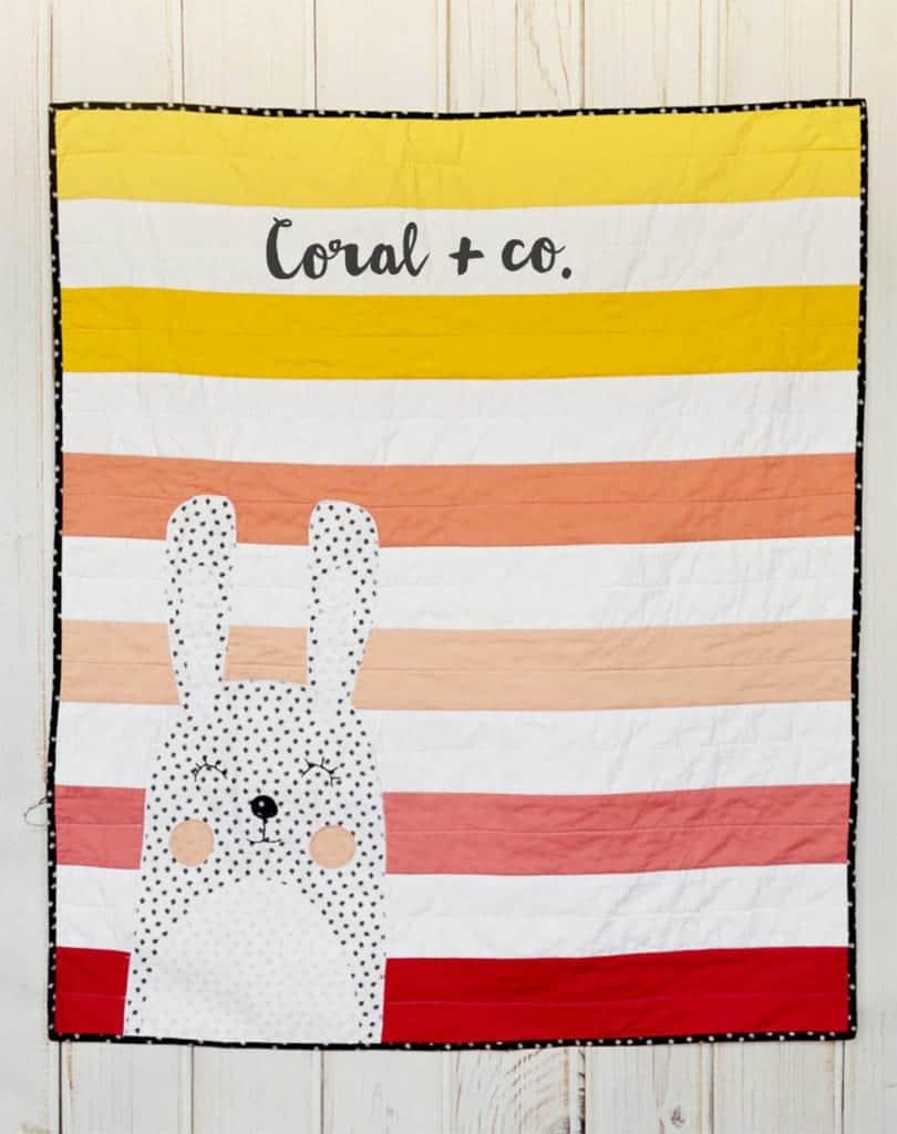 Modern-Eastter-Bunny-Quilt-Pattern