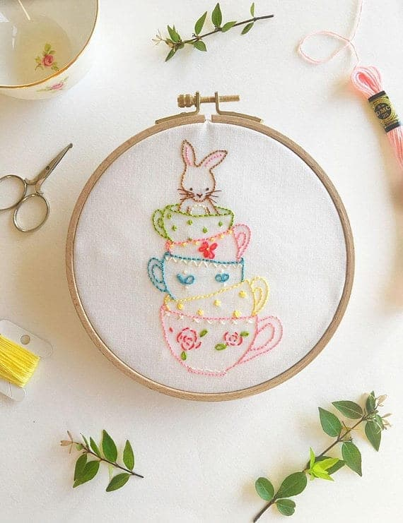 easter-hoop-art-decor
