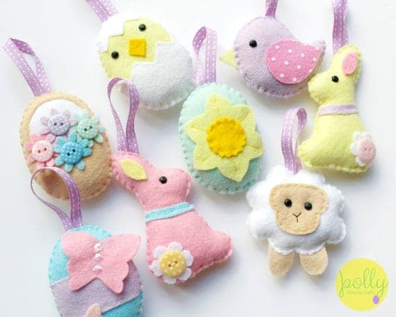 felt-stuffed-easter-garland