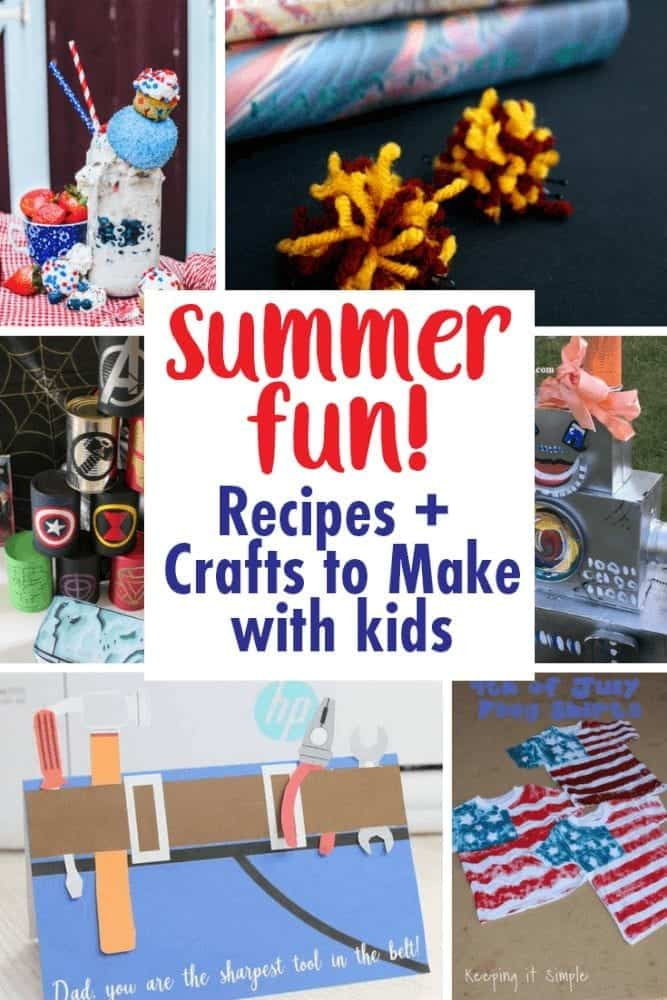craft-and-recipe-ideas-to-make-with-kids-this-summer