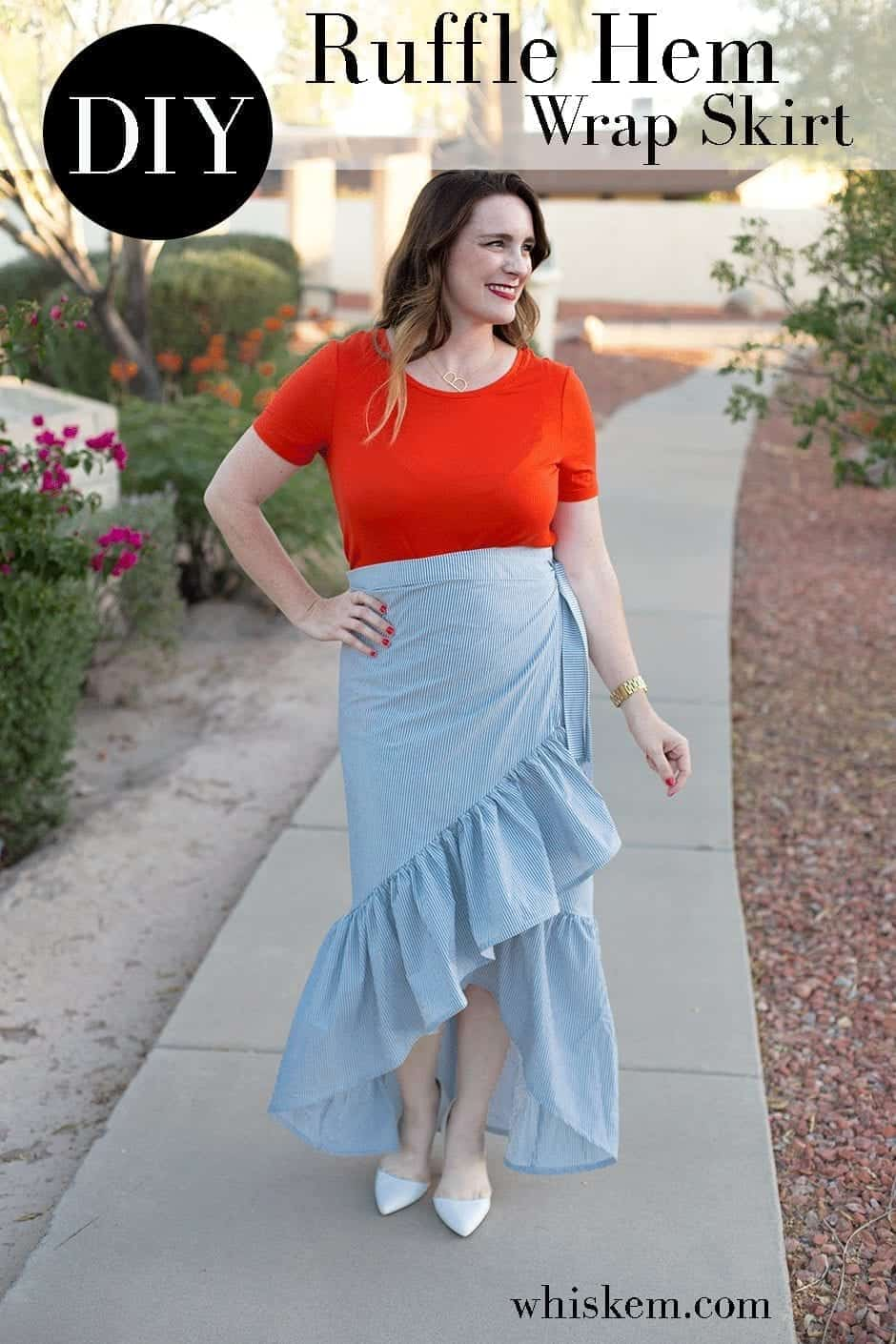 preppy-blue-white-ruffle-skirt-bonnie-and-blythe