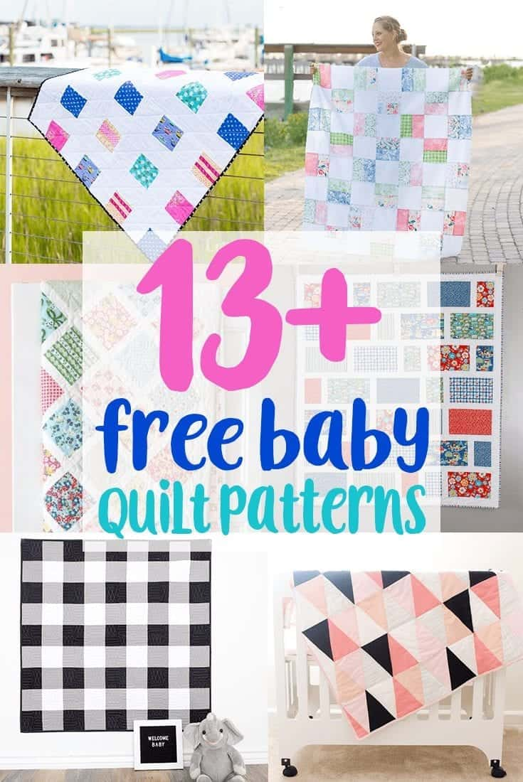 free-baby-quilt-patterns
