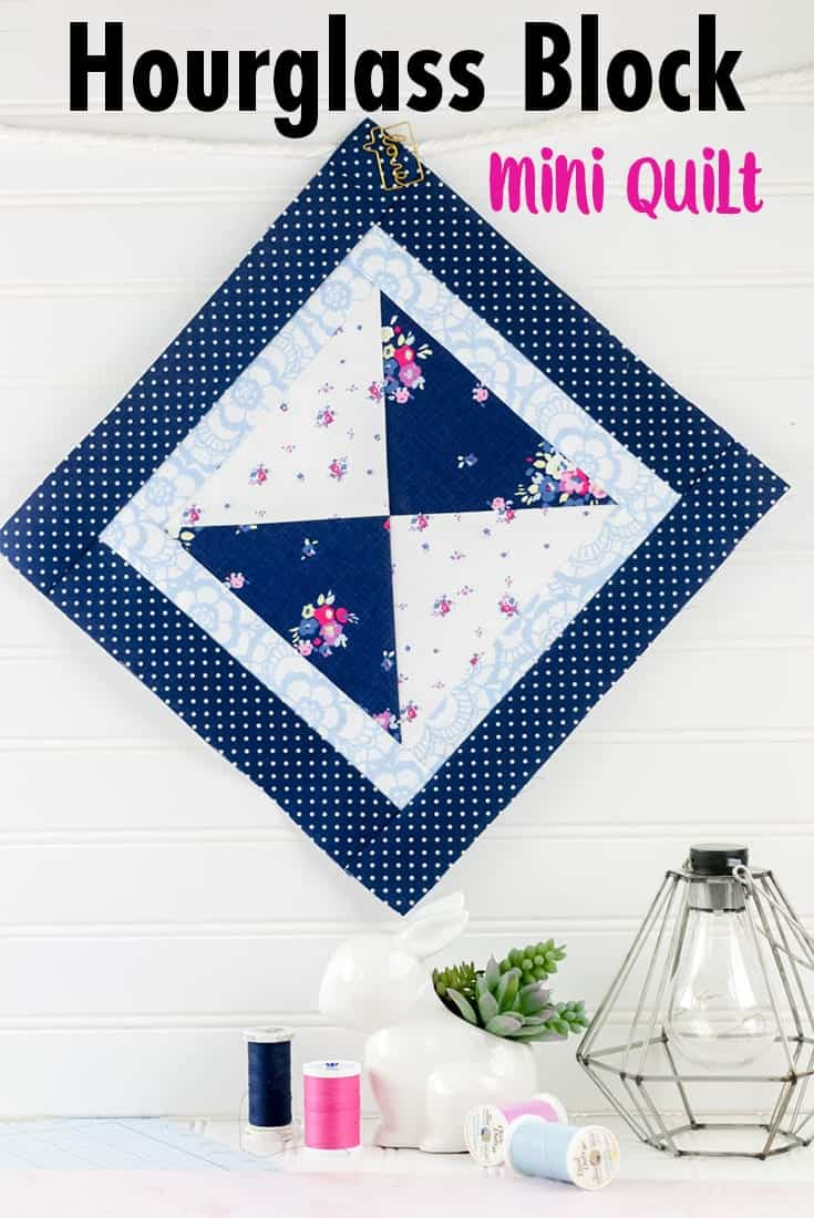 hourglass-mini-quilt-pattern
