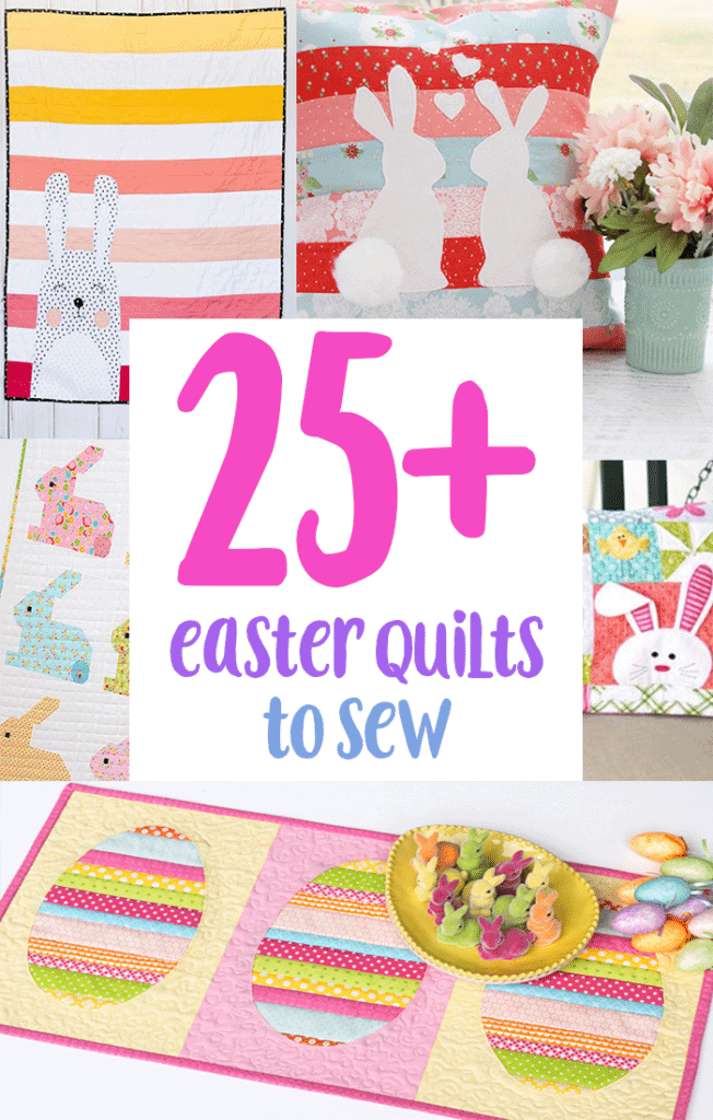 25+-Easter-Bunny-Quilt-Patterns
