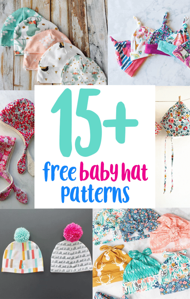 free-baby-hat-sewing-patterns