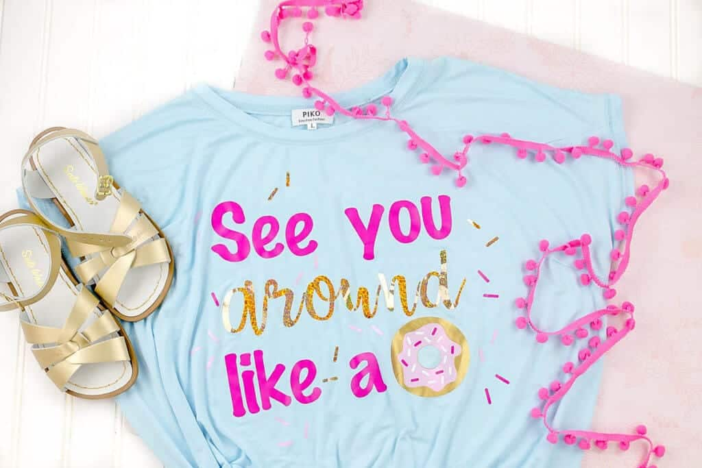 donut-saying-t-shirt