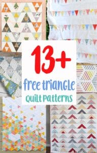 13-Free-Triangle-Quilt-Patterns
