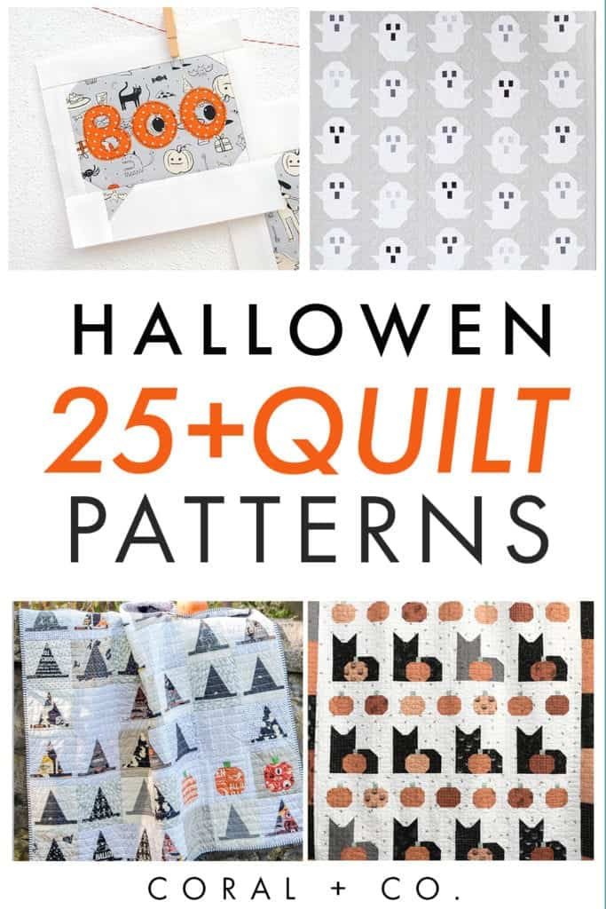halloween-quilt-patterns-collage