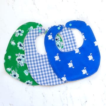 blue-and-green-baby-bibs