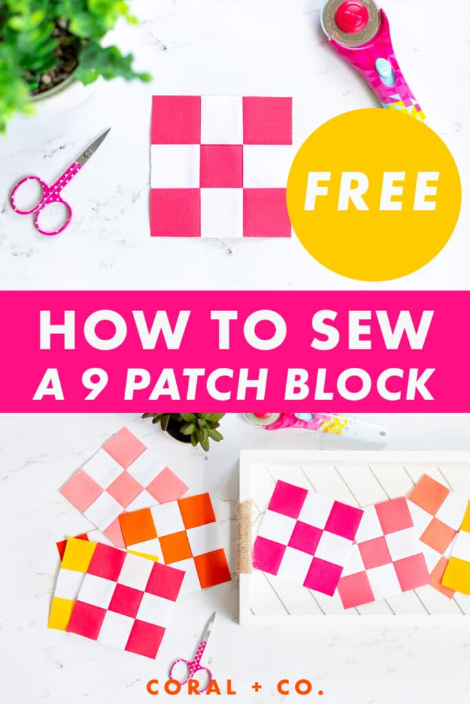 9-patch-quilt-block-tutorial